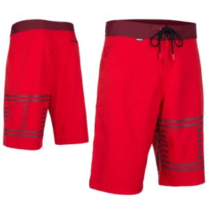 ION Boardshorts Logo Blazing Red