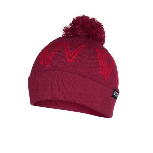ION Beanie Tag Combat Red