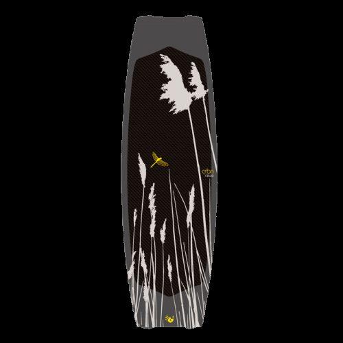 Woodboard CRBN Freestyle Freeride Upwind Lowend Kiteboard